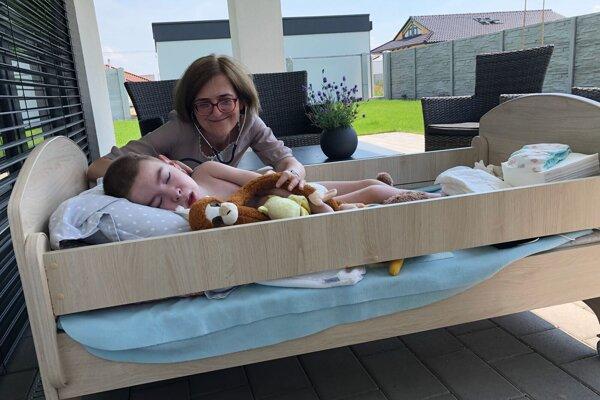 Paliatívna starostlivosť sa pri deťoch nemusí spájať len so smrťou.
