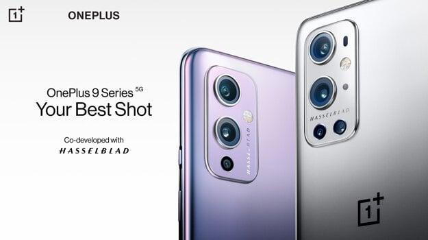 OnePlus 9 a 9 Pro