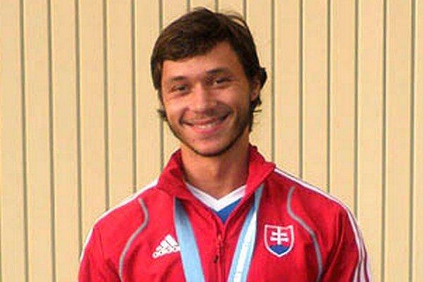 Matej Urik vyhral akademické majstrovstvá Európy.