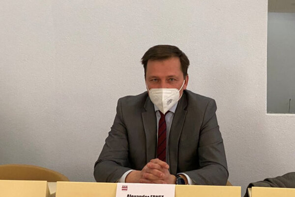 Alexander Ernst je novým hlavným kontrolórom Prešova.