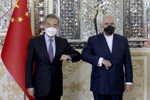 Wang I a Mohammad Džavád Zaríf