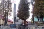 Pamätník SNP v Párnici.