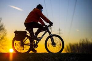 Na bicykli získate štíhle svaly a lepšiu figúru.