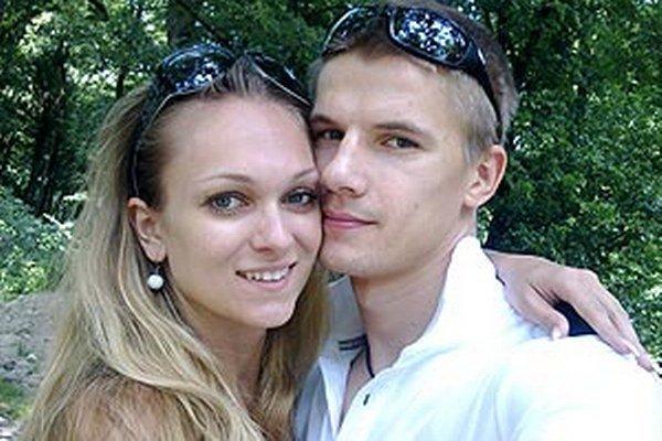Odteraz manželia Hlavačkovci - Pavol a Magdaléna.