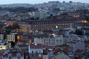Lisabon.