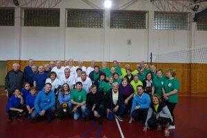 Posledný volejbalový turnaj pred pandémiou aj s medzinárodnou účasťou.