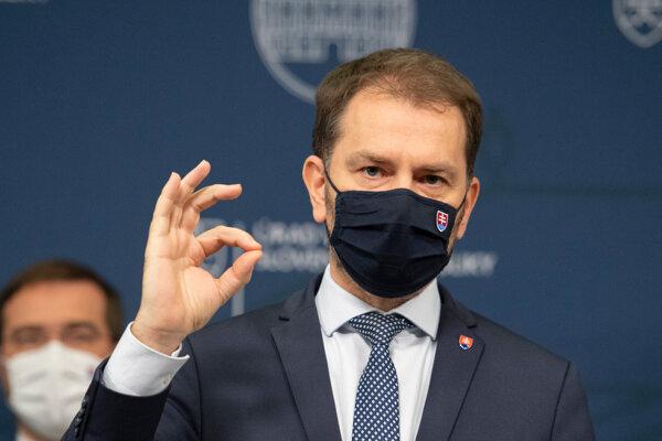 Strana Igora Matoviča sa v najnovšom prieskume prepadla na štvrté miesto.