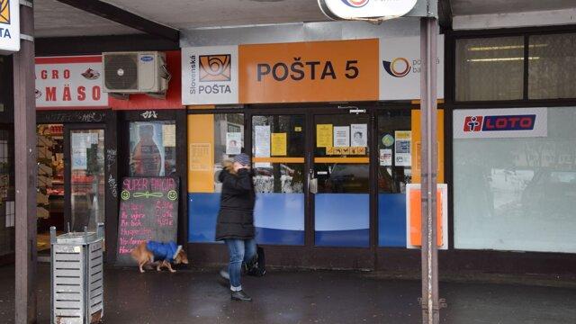 Pošta na Severe roky funguje v stiesnených priestoroch.