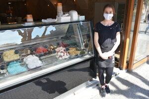 Hygiena zakázala prevádzkam podávať zmrzlinu vkornútikoch.