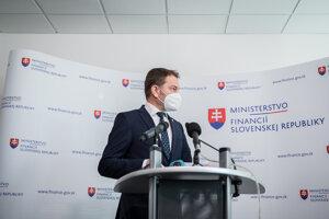 Minister financií Igor Matovič o vakcíne Sputnik.