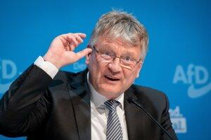 Spolupredseda AfD a europoslanec Jörg Meuthen.