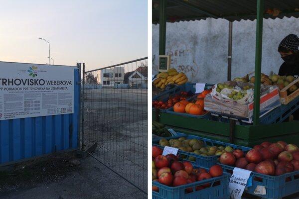 V Prešove je aktuálne otvorené len jedno trhovisko na Sídlisku III. Otvoriť sa má aj trhovisko na sídlisku Šváby a v centre mesta.