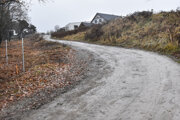 Takto vyzerá pôvodná cesta medzi Perešom a Lorinčíkom.