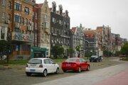 Kúsok Holandska v čínskom Šanghaji.