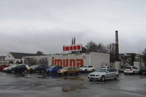 Sputnik V je uskladnený v areáli podniku Imuna Šarišské Michaľany.