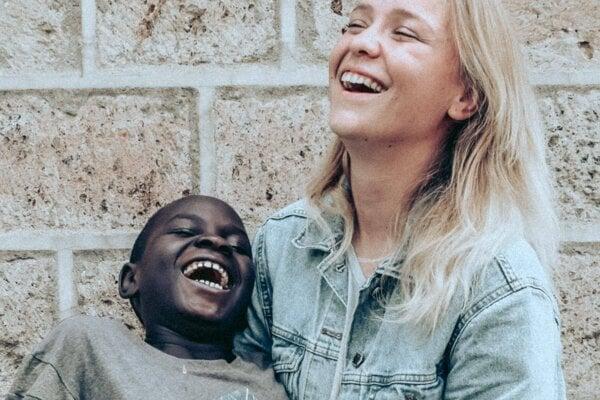 Misionárka v Keni strávila 13 mesiacov.