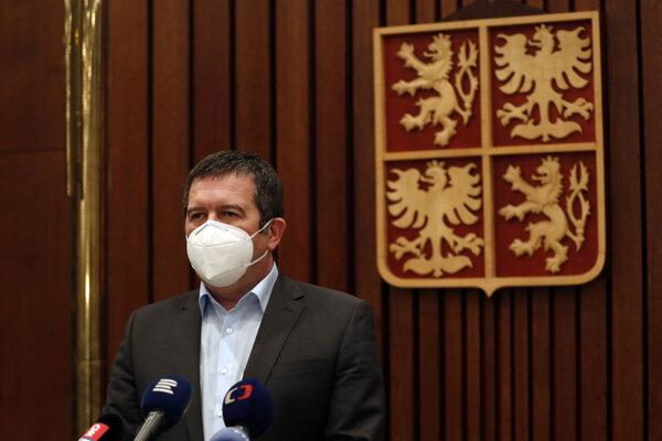 Český minister zahraničných vecí Jan Hamáček.