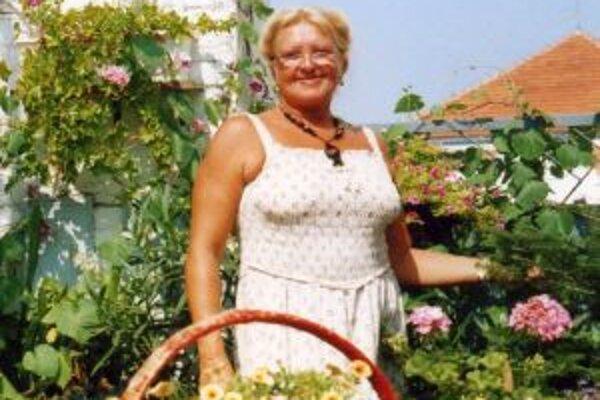 Teodora Nina Kaňová milovala život, prírodu, slnko a more.