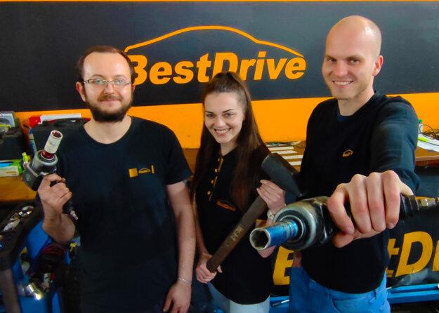 BestDrive team
