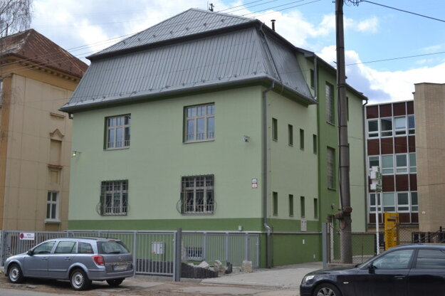 Martinské centrum imunológie nájdete na ulici P. Mudroňa.