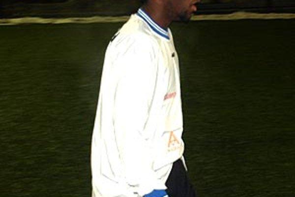 Futbalista tmavej pleti menom Kevin vo svojej premiére strelil dva góly Šamorínu.