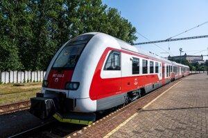 Dieselový vlak DMJ radu 861
