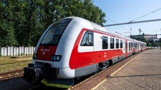 Vodíkový vlak na Hornej Nitre? Ak budú peniaze, tak do štyroch rokov