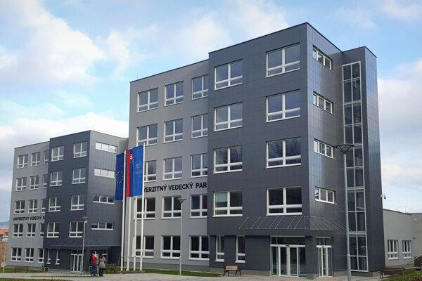 Univerzitný vedecký park v Žiline.