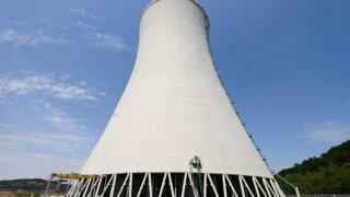 Úrad jadrového dozoru dal zelenú tretiemu bloku Mochoviec