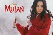 Mulan od Disney.