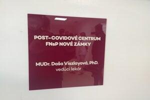 V Nových Zámkoch otvorili prvé postcovidové centrum na Slovensku.