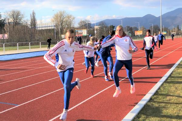 Slovenské štvrťkárske štafety sa pripravovali vMartine.