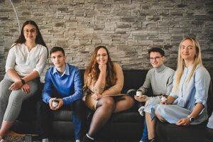 Študenti Evanjelického gymnázia v Tisovci majú skutočne podnikateľského ducha.