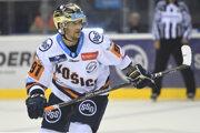 Michal Chovan v drese HC Košice.
