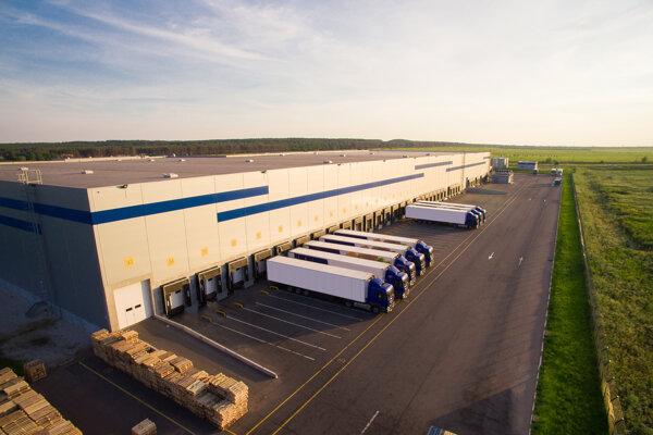 Firmy chcú mať stále častejšie logistické centrum čo najbližšie k centru mesta.