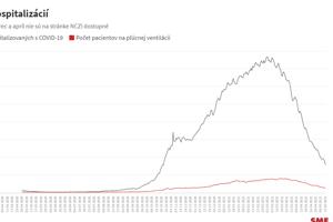 Koronavírus na Slovensku: Mapa a grafy