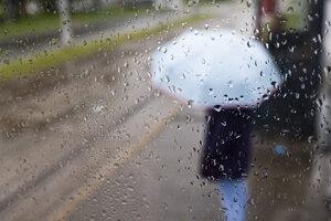 Dážď potrápi celé Slovensko.