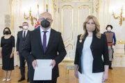 prezidentka SR Zuzana Čaputová vymenovala predsedu Najvyššieho správneho súdu SR Pavla Naďa.