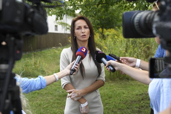 Gabriela Bartošová.