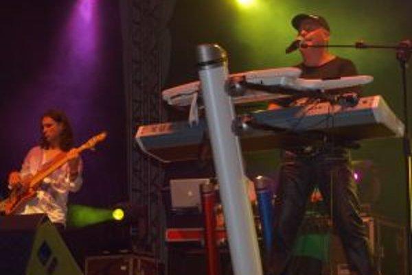 Michal David spieval v Nitre v Nitre po roku. Vlani v septembri sa na amfiteátri predstavil v rámci Gold festu.