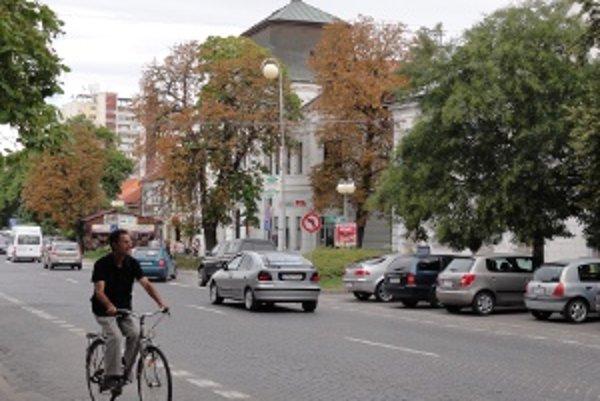 Radnica plánuje od januára spoplatrniť parkovanie v niektorých častiach mesta. Peniaze z parkovného plánoval primátor využiť na splácanie úveru.