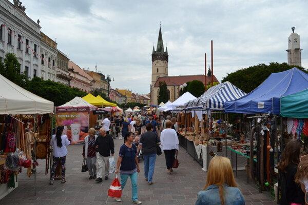Dni mesta Prešov sa tento rok neuskutočnia v podobe, na akú boli Prešovčania a návštevníci zvyknutí.