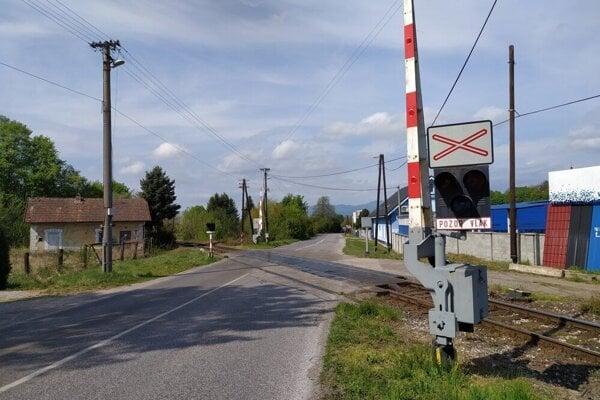 Obnovou by malo prejsť aj priecestie na Ceste pod Banskou vPrievidzi.