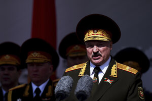 Posledný európsky diktátor Alexander Lukašenko