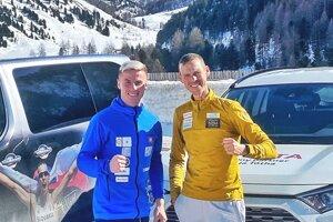 Michal Morvay a Matej Tóth sa spolu postavia na štart chôdze na 50 km na tohtoročných OH.