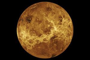 Planéta Venuša.