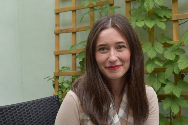 Veronika Kmetóny Gazdová.