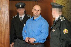Branislav Adamčo. Podľa súdu je vinný z ďalších dvoch vrážd.