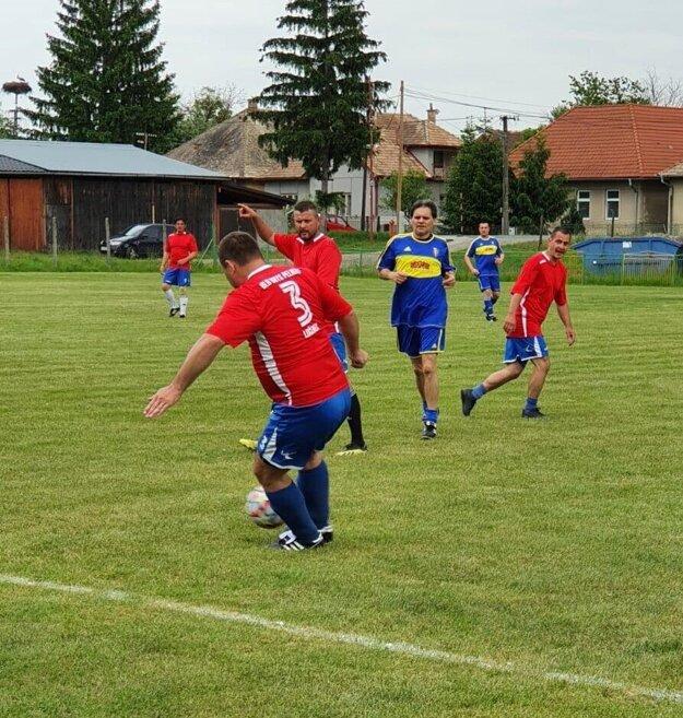 Foto zo zápasu Old Boys Lučenec - Internacionáli VSS Košice