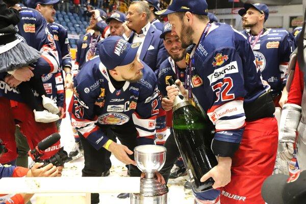 Puliš, Zuzin a Hraško ostávajú vo Zvolene aj v sezóne 2021/2022